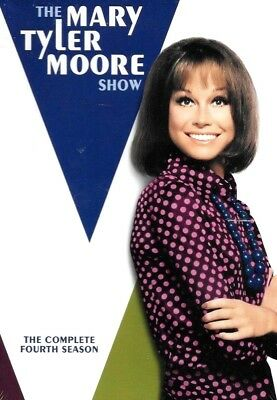 Mary Tyler Moore Show The Complete Fourth  DVD Season 4 New Sealed FREE SHIP US