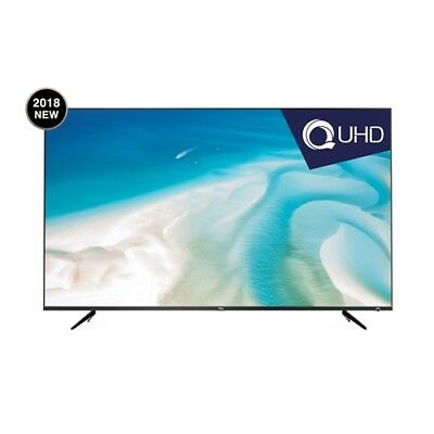 """TCL 55"""" 55P6US QUHD Android TV"""