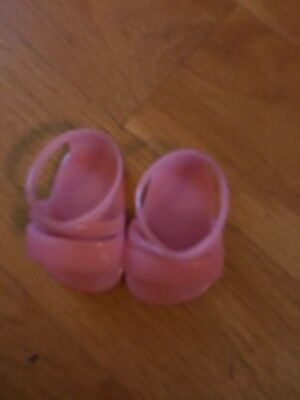 American Girl Doll Bitty Baby Sandals New