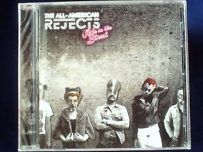 All-American Rejects : Kids In The Street CD Sealed USA