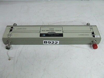 Agilent HP 11692D Dual Directional Coupler option 002 *Tested*