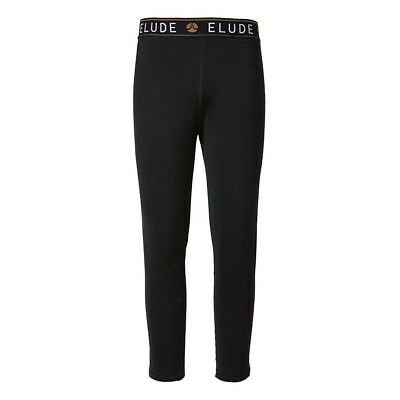 NEW Elude Boy's 7/8 Ski Tights Size 06, Black from Rebel Sport