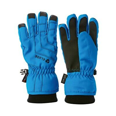 NEW Elude Boy's Icon Ski Gloves Size 06, Blue from Rebel Sport