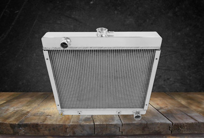 3 ROWS ALUMINUM RADIATOR 1970-1972 Dodge Dart PLYMOUTH Duster Valiant V8