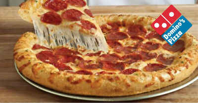 Domino's Discount Pizza Voucher $15 Off!