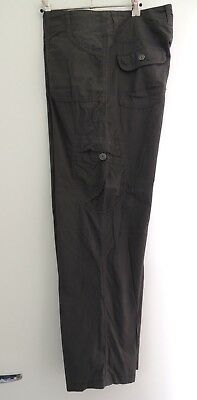 Ladies 100% Cotton Kathmandu Hiking Trousers - Size 12 - Worn Once - Cost $129