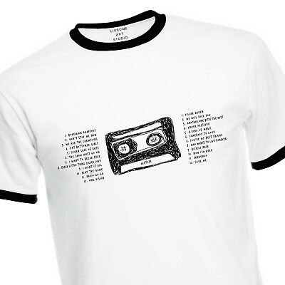 Mixtape T-Shirt of their 24 Greatest Hits: Bohemian Rhapsody, Don't Stop Me Now