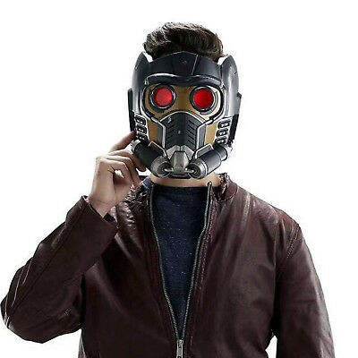 Marvel Legends Star Lord Electronic Helmet Helm Maske Guardians Galaxy Karneval