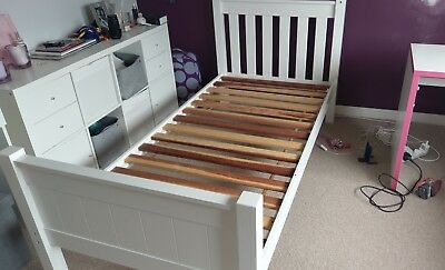 Aspace Nantucket White Solid Wood Childrens Bunk Beds 100 00