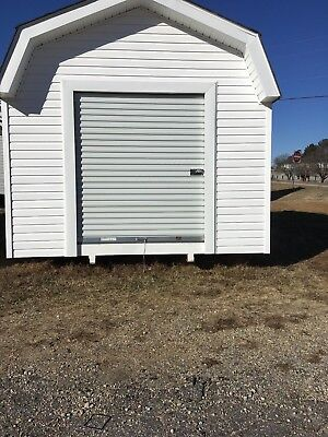 6 Foot Roll-up Door (Self-Storage)