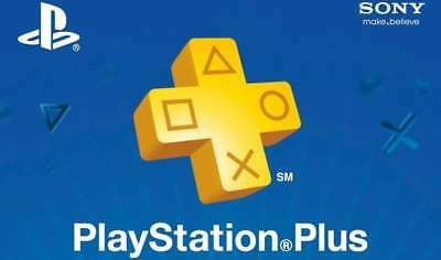 Ps Plus 14 Days  Ps4 Ps3 Ps Vita - Playstation