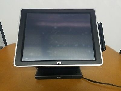 HP ap5000 POS Touchscreen Intel Core 2 Duo E7400 2.80GHz 3GB 64GB SSD no OS