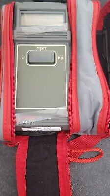 Seaward DL750 Earth Loop Impedance tester