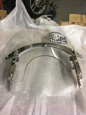 Triumph Thunderbird 1600 1700 Quick Release Summer Screen