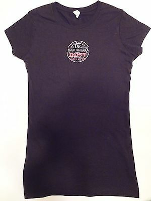 "/""BEST SHOT EVER/"" LADIES PROMO T-SHIRT LARGE  *NEW* DR MCGILLICUDDY/'S SCHNAPPS"