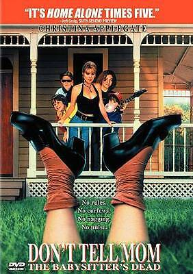 Don't Tell Mom the Babysitters Dead (DVD, 2009; WS) NEW