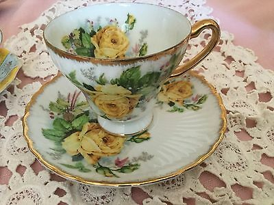 Made In Japan  Cup And Saucer