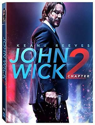 John Wick Chapter 2 (DVD, 2017) - SHIPS IN 1 BUSINESS DAY WITH TRACKING