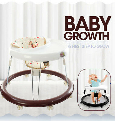Baby Walker First Steps Activity Bouncer Lightweight Toy Push Along Ride On Car
