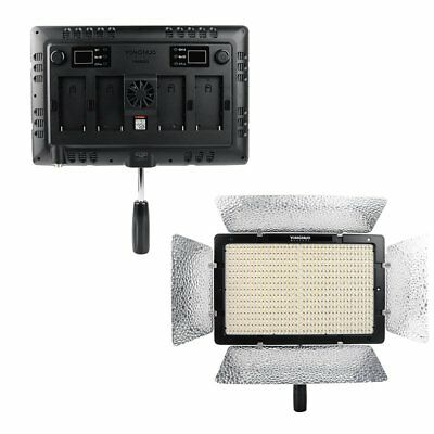 Yongnuo YN1200 Bi-Color 9300LM LED Video Light for Canon Nikon Olympus Camera US