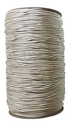 Joblot Reel of Nylon Cord String 2mm  Window Blinds Curtains DIY 500m Light Grey
