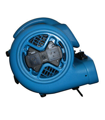 Xpower Air Mover 520 Watt 3/4Hp Professional With Daisy-Chain Feature