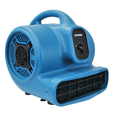 Xpower Multipurpose Utility Air Mover 1/2 Hp 350W X-400