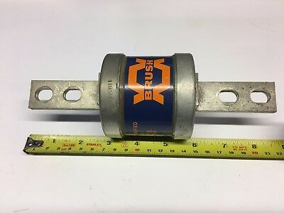 500 R11 Brush BS88 Bolted Centre Tag Fuse 500 Amp