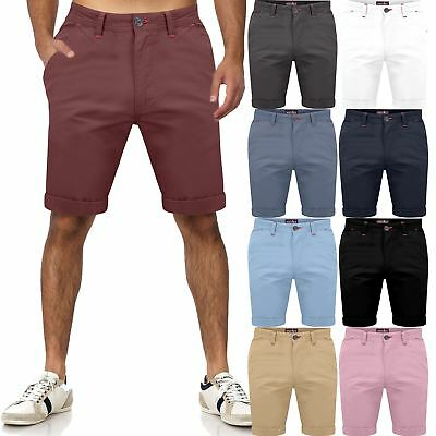 Stretch Mens Chino Shorts westAce Cargo Combat Cotton Casual Elastane Half Pant