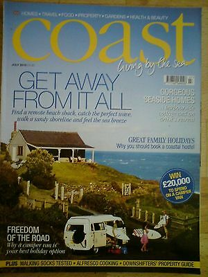 Coast magazine issue 50 July 2010.