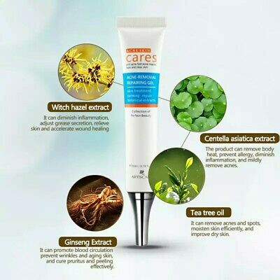 Very Effective For Scar, Spots, Pimples, Blemish Cream Glowing Skin Herbal Care