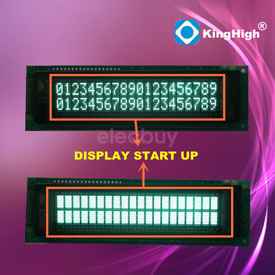 20X2 2002 DOT Matrix VFD LCD Module Display Screen Compatible with M202MD15FA