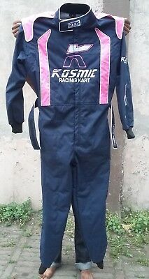 Kosmic Go Kart Race Suit CIK /FIA Level 2 ( Full Set ) Free Postage
