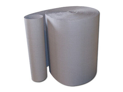 20 Rollen Wellpappe, 80 cm x 70 m Polstermaterial/Rollwellpappe