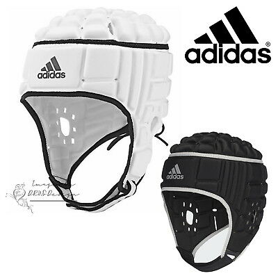adidas Rugby Headguard White / Black Head Protective Gear F41033 / F41034