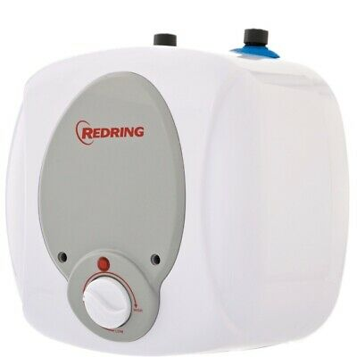 Redring MS6 6 Litre Stored Water Heater Compact 1.5kW Heating Element 47789701