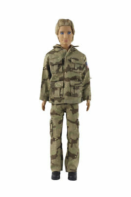 Fashion Outfits/Clothes/Uniform For 12 inch Ken Doll k01