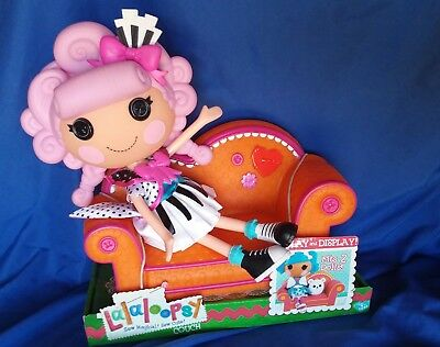 Lalaloopsy Full Size Doll And Couch