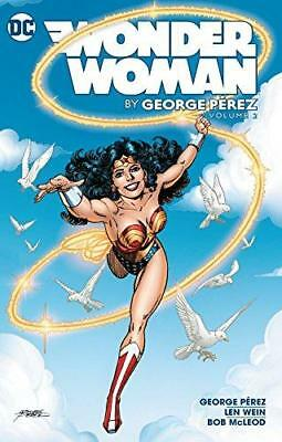 Wonder Woman by George Perez TP Book Two by George Perez (Paperback, 2017)