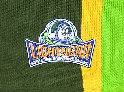 Walt Disney Buzz Lightyear Winter Scarf Pixstar