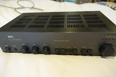NAD 3020 Series 20 Vintage Stereo Integrated Amplifier Looks And Sounds Great