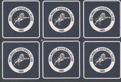 Official Pack of Beer Mats//Coasters FREE POSTAGE UK CRYSTAL PALACE F.C