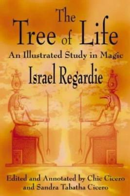 The Tree of Life: An Illustrated Study in Magic by Israel Regardie...