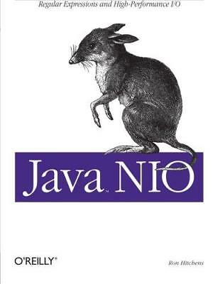 Java NIO by Ron Hitchens (Paperback, 2002)