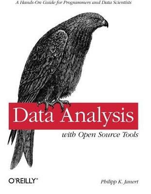 Data Analysis with Open Source Tools by Philipp K. Janert (Paperback, 2010)