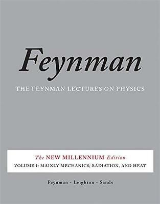 The Feynman Lectures on Physics, Vol. I: The New Millennium Edition: Mainly...