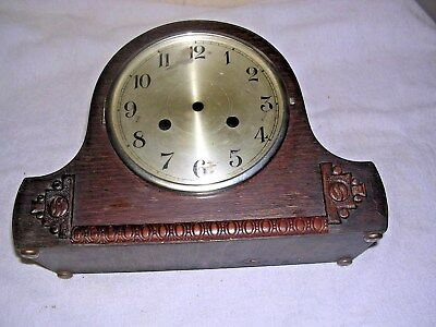 CLOCK  PARTS , CLOCK CASE  GOOD   n
