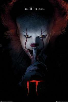 NEW it pennywise pyramid maxi wall poster 61cm X 91cm PP34312 - 77