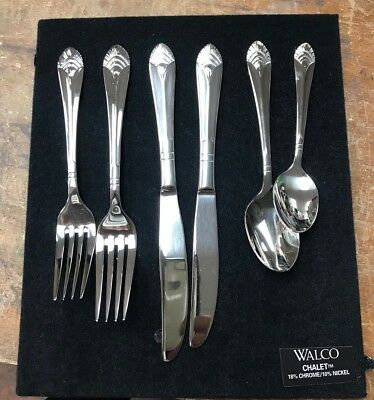 Walco - Chalet 5 Piece Place Setting NEW
