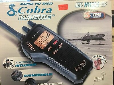 Cobra Marine VHF Radio MR